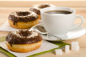 Doughnuts and Coffee CanadianPharmacyMeds.com