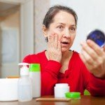 older woman with skin condition CandianPharmacyMeds.com