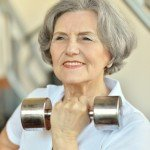 Older women with free weights CanadianPharmacyMeds.com
