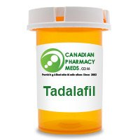 Order Tadalafil Prescription Medication from CanadianPharmacyMeds.com